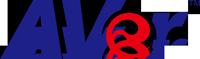 Логотип AVER