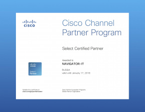 Cisco | Select Certified Partner